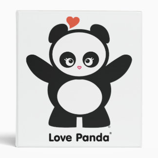 Love Panda® Avery Binder