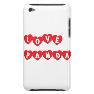Love Panda® Barely There iPod Cover