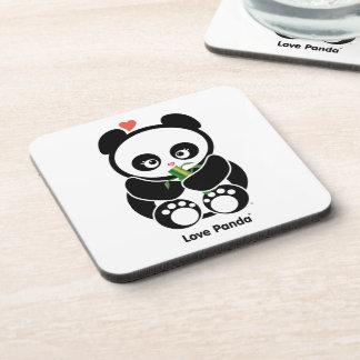 Love Panda® Beverage Coaster