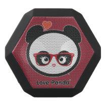 Love Panda® Black Bluetooth Speaker