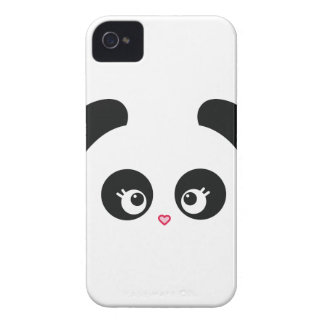 Love Panda® BlackBerry Bold Case-Mate Barely There iPhone 4 Cover