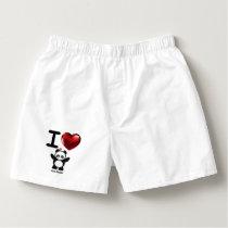 Love Panda® Boxers