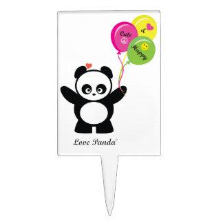 Love Panda® Cake Picks