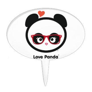 Love Panda® Cake Topper