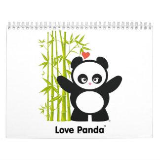 Love Panda® Wall Calendars