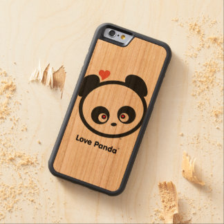 Love Panda® Carved Cherry iPhone 6 Bumper Case
