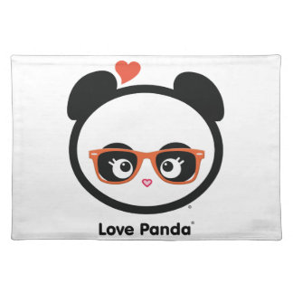 Love Panda® Cloth Placemat