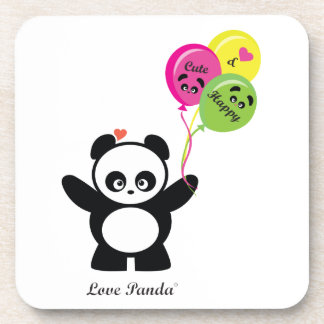 Love Panda® Drink Coaster