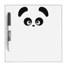 Love Panda® Dry Erase Board at Zazzle