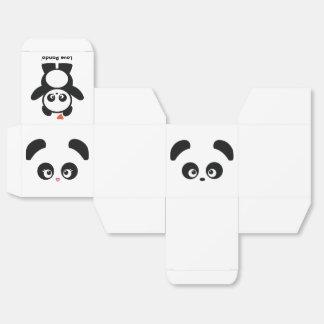 Love Panda® favor boxes