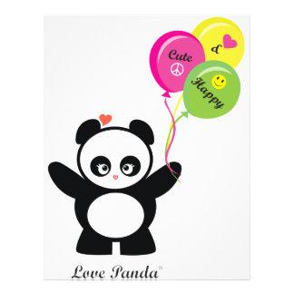 Love Panda® Flyer Design