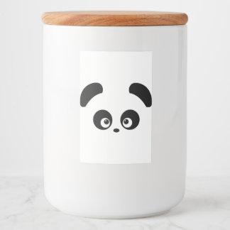 Love Panda® Food Label