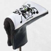Love Panda® Golf Head Cover