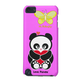 Love Panda® & Hi Butterfly®  iPod Touch (5th Generation) Case