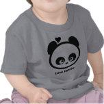 Love Panda® Infant Apparel Tshirt