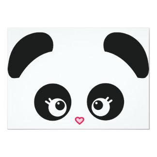 Love Panda® Invitation