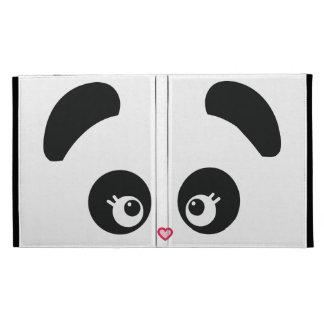 Love Panda® iPad Folio Caseable iPad Cases
