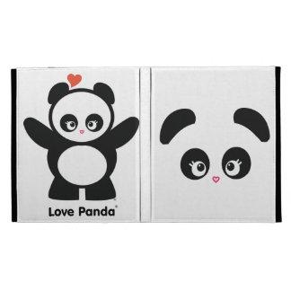 Love Panda® iPad Folio Caseable iPad Folio Case