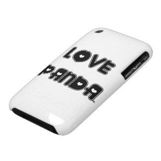 Love Panda® iPhone 3 Cases