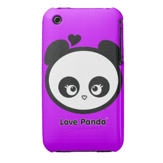 Love Panda® iPhone 3G/3GS Barely There iPhone 3 Case