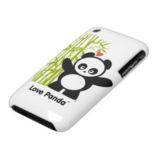 Love Panda® iPhone 3G/3GS Barely There iPhone 3 Case-Mate Case