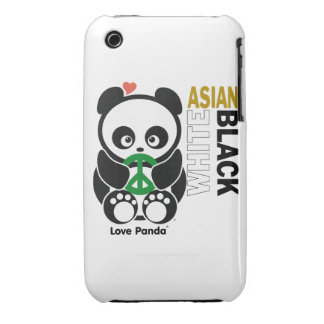 Love Panda® iPhone 3G/3GS Case-Mate Barely There iPhone 3 Cover