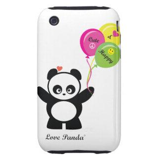 Love Panda® iPhone 3G/3GS Case-Mate Tough™ iPhone 3 Tough Case