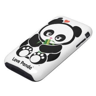 Love Panda® iPhone 3G/3GS Case-Mate Tough™ iPhone 3 Tough Cover