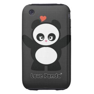 Love Panda® iPhone 3G/3GS Case-Mate Tough™ Tough iPhone 3 Cover