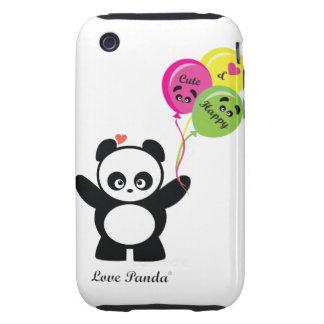 Love Panda® iPhone 3G/3GS Case-Mate Tough™ Tough iPhone 3 Covers