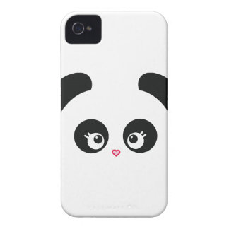 Love Panda® iPhone 4/4S Case-Mate Barely There™ Case-Mate iPhone 4 Case