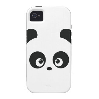 Love Panda® iPhone 4 Case-Mate Tough