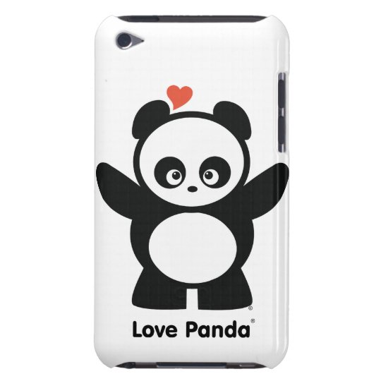 Love Panda® iPod Touch Case-Mate Barely There™
