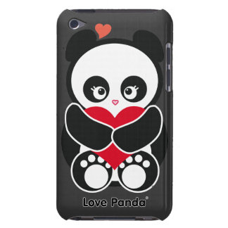 Love Panda® iPod Touch Case-Mate Barely There™ iPod Touch Case-Mate Case