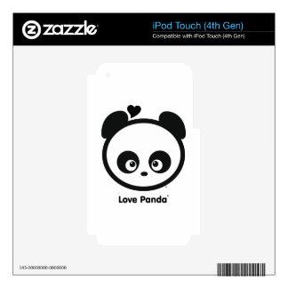 Love Panda® iPod Touch Skin