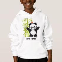 Love Panda® Kids Hoody