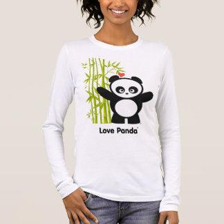 Love Panda® Ladies Long Sleeve Long Sleeve T-Shirt