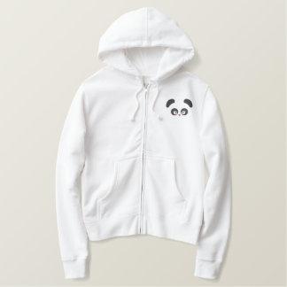 Love Panda® Ladies Zip Hoodie