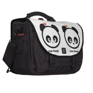 Love Panda® Laptop Bags