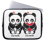 Love Panda® Laptop Computer Sleeve