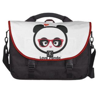 Love Panda® Laptop Messenger Bag