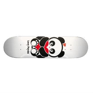 Love Panda® Mini Skateboard