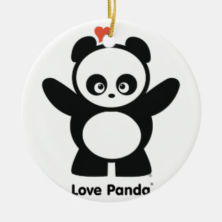 Love Panda® Ornament