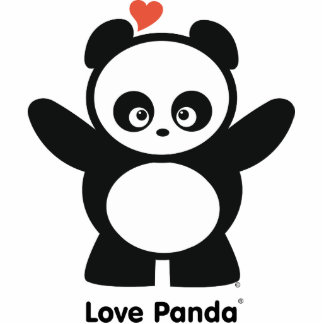 Love Panda® Photo Sculpture