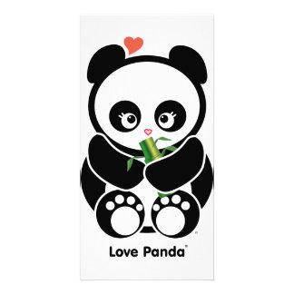 Love Panda® Customized Photo Card