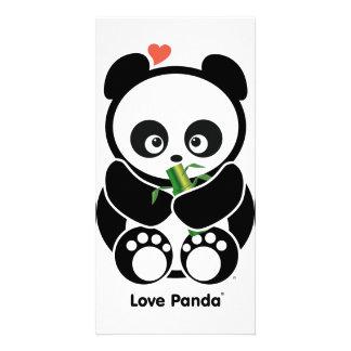 Love Panda® Photo Card
