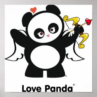 Love Panda® Posters