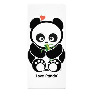 Love Panda® Rack Card