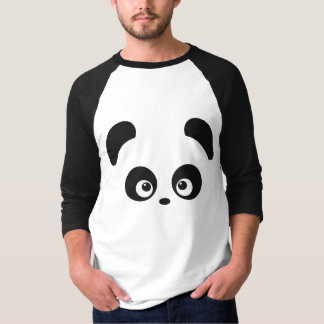 Love Panda® Raglan Men's Apparel T-Shirt