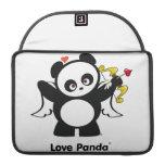 Love Panda® Sleeve For MacBooks